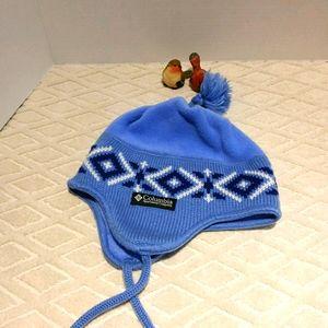 Columbia ear flap hat
